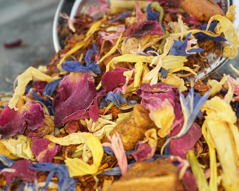 Edmonton tea shop royal wedding tea blend